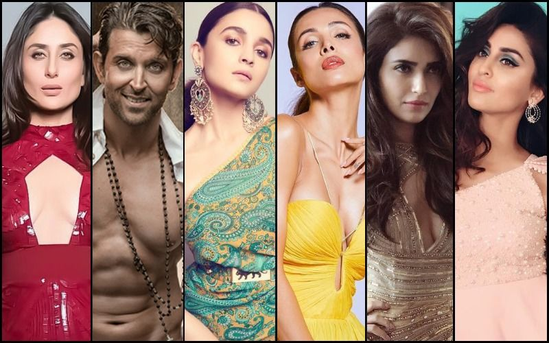 Kareena Kapoor Khan, Hrithik Roshan, Alia Bhatt, Malaika Arora, Karishma Tanna, Krystle D'souza Are Crushing Over This Colour