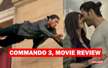 Commando 3, Movie Review: Bas Karo Yeh Herogiri, Vidyut Jammwal!