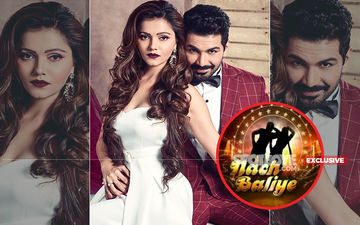 Confirmed! Rubina Dilaik And Abhinav Shukla To Sway Together In Nach Baliye 9