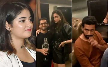 Bollywood's Biggest Controversies Of 2019: Zaira Wasim Quitting, 'Drugs' At KJo's House Party And More