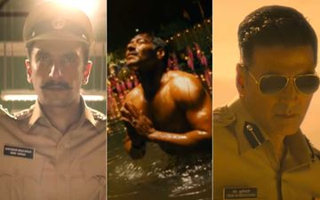1 Year Of Simmba: Singham, Simmba And Sooryavanshi Aka Ajay, Ranveer And Akshay Are the New Tridev