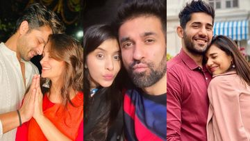 Shoaib Ibrahim-Dipika Kakar, Rajeev Sen-Charu Asopa, Divya Agarwal-Varun Sood Cosy Up During Lockdown; Which Mushy Pic Is Your Pick?