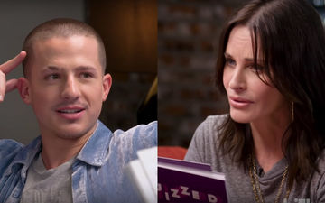 FRIENDS: Monica Courteney Cox Quizzes Singer Charlie Puth, A Die-Hard Fan Of The Show