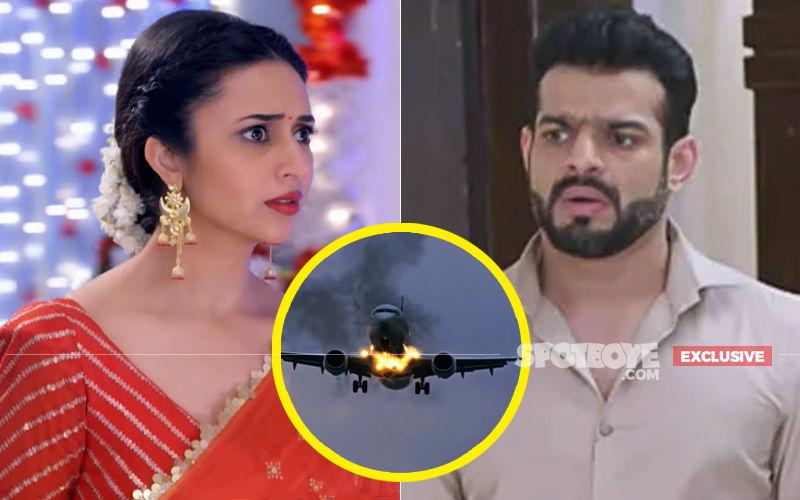 Divyanka Tripathi Reacts On Karan Patel's Plane Crash In Yeh Hai Mohabbatein