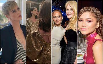 Critics' Choice Awards 2020 Red Carpet: Jennifer Lopez, Anne Hathaway, Zendaya, Nicole Kidman, Charlize Theron Glam It Up