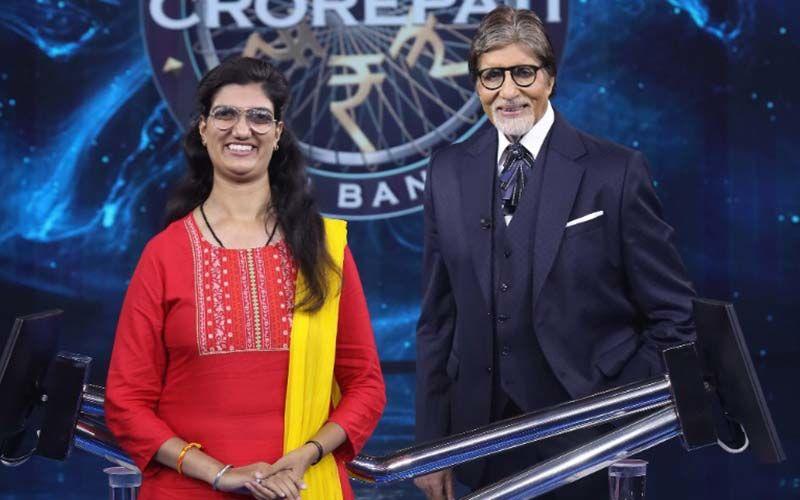 Kaun Banega Crorepati 13: Visually Impaired Himani Bundela Proves To Be An Inspiration For Many Through Her Spirited Journey On The Show