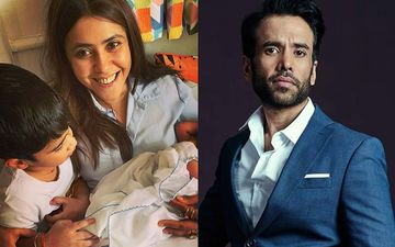 Curious Why Ekta Doesn't Post Son Ravie's Pictures On Social Media? Tusshar Has The Answer!