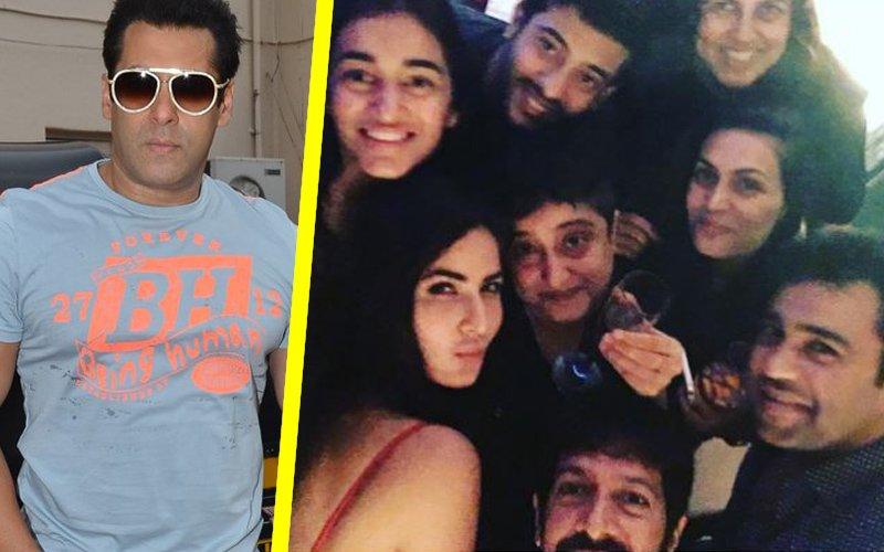 Salman Khan skips Katrina Kaif's birthday bash
