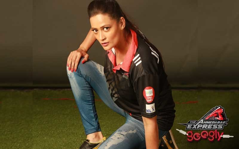 Watch Jaswir Kaur gear up to battle it out with Jaipur Raj Joshiley