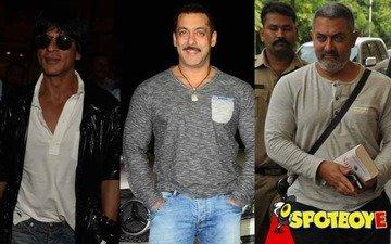 Sanjay B Jumaani on how 2016 will be for the three Khans | SpotboyE Full Episode 183