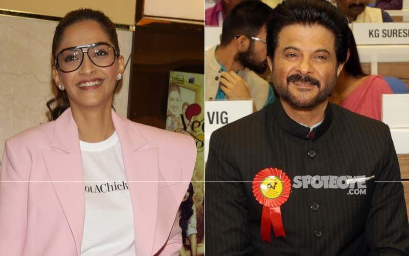 Happy Birthday Sonam Kapoor: Anil Kapoor Shares Adorable Childhood Pics; Pens A Heartfelt Note: 'Watching You Grow Has Been A Dream Come True'