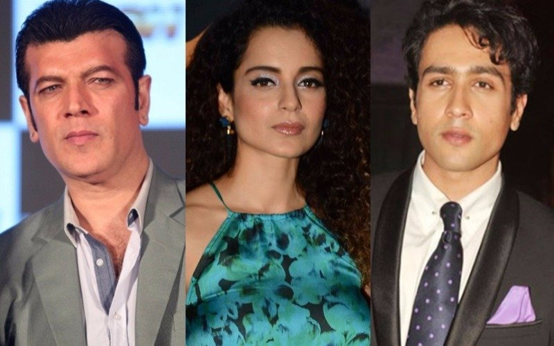 Aditya Pancholi wants to beat up Adhyayan Suman on his statement about Kangana