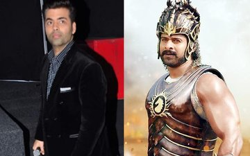 It's KJo and not YRF for Baahubali 2