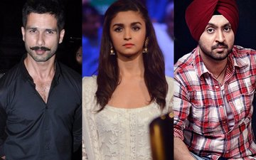 Shahid, Alia, Diljit request people to not watch Udta Punjab online