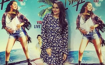 Sonakshi Sinha: I Don't Want To Be A Playback Singer