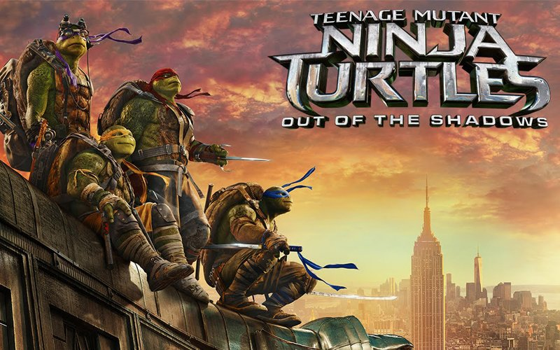 Movie Review: Teenage Mutant Ninja Turtles: Out Of The Shadows is a good ride gone bad