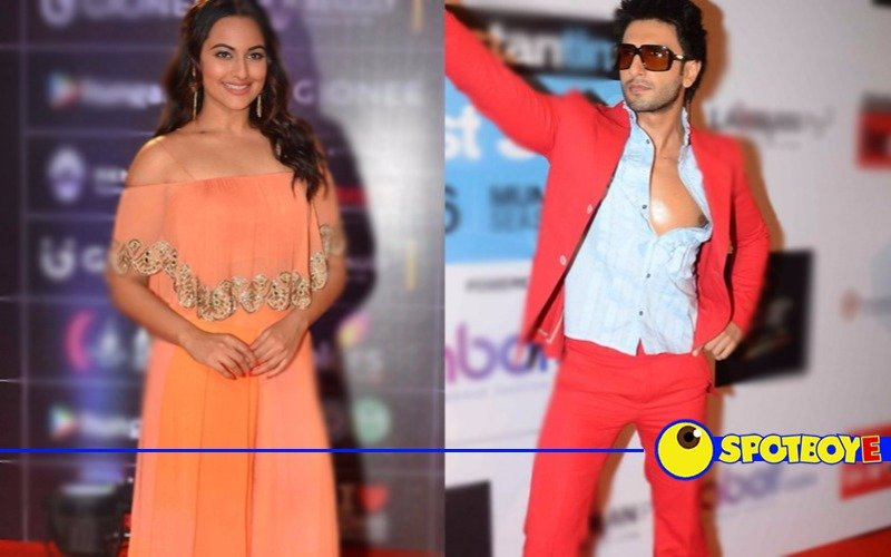 Sonakshi loses her fashion mojo; Ranveer's got a style doppelganger