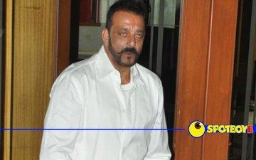 Cops knock on Sanjay Dutt's door again