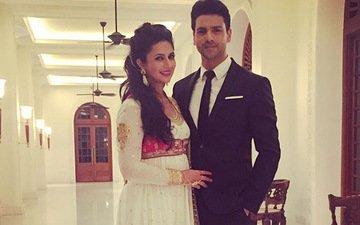 Vivek Dahiya surprises fiancée Divyanka Tripathi with a sweet gift