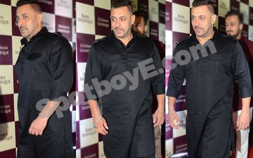 You can't stop gazing at Salman in a pathani