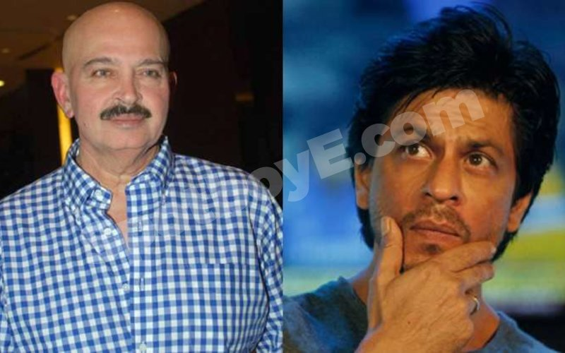 SRK Meets Rakesh Roshan Midnight! Find Out Why