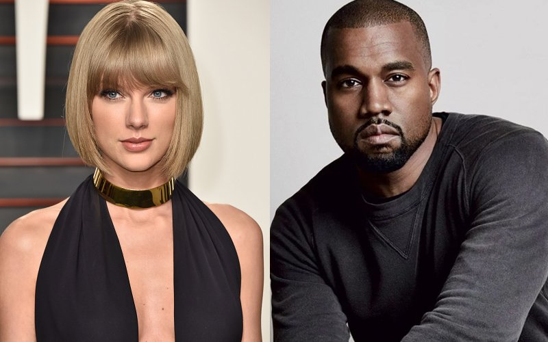 The Taylor Swift – Kanye West spat just got uglier