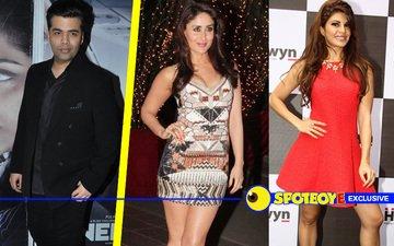 KJo prefers Kareena to Jacqueline in Jhalak?
