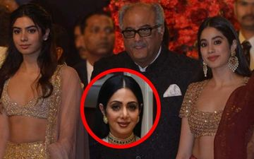 Boney Kapoor On Coping With The Loss Of Sridevi: 'All My Four Children Janhvi, Khushi, Arjun And Anshula Stood Together And Braved This Situation'