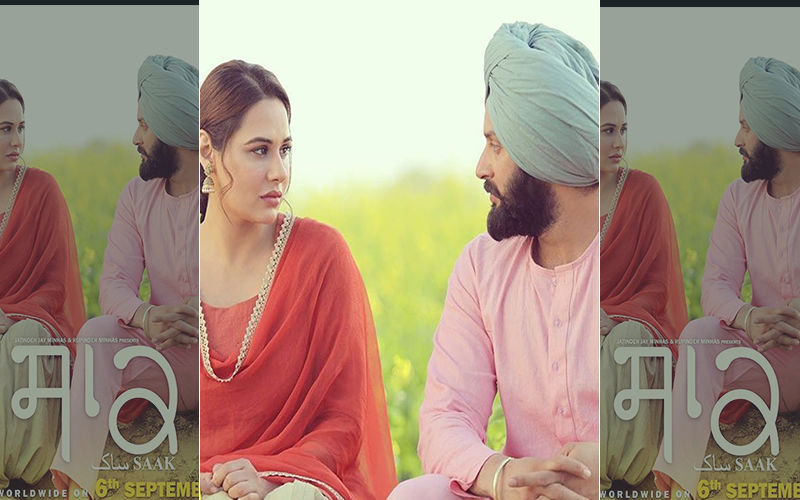 Saak': Mandy Takhar Shares A New Poster Just Two Days Ahead Of The Release