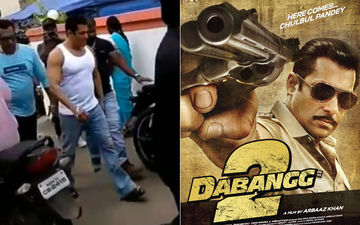 Salman Khan's Swag Soaked Walk On The Sets Of Dabangg 3 Will Give You Major Feels – VIDEO INSIDE