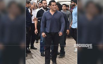 Dabangg 3 Trailer Launch: Salman Khan Arrives In Style Amidst The Fan Madness In Mumbai