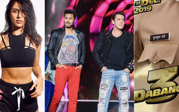 Salman Khan's Munna Badnaam Hua: Prabhudeva And Warina Hussain Will Shake A Leg With The Dabangg Star