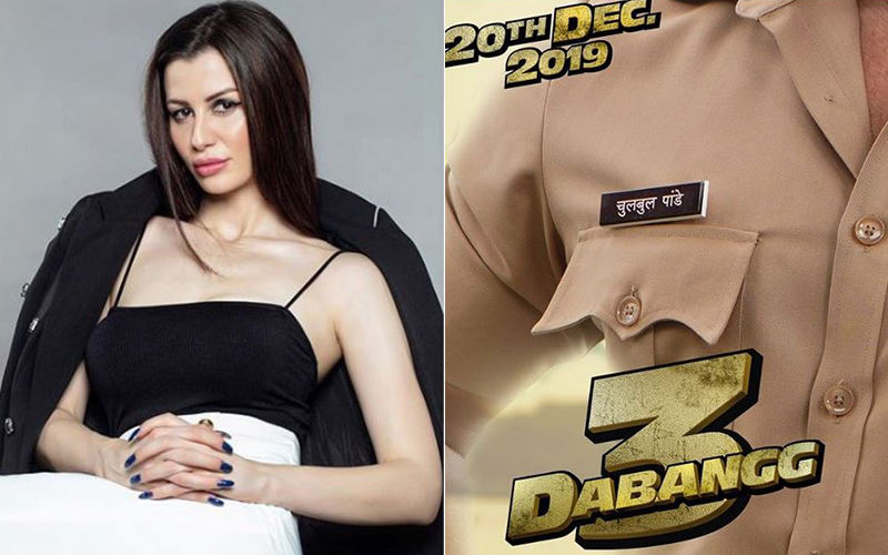 """Arbaaz Khan's Girlfriend Giorgia Andriani Rubbishes Reports Of Acting In Salman Khan's Dabangg 3; Says """"It's All Speculation"""""""