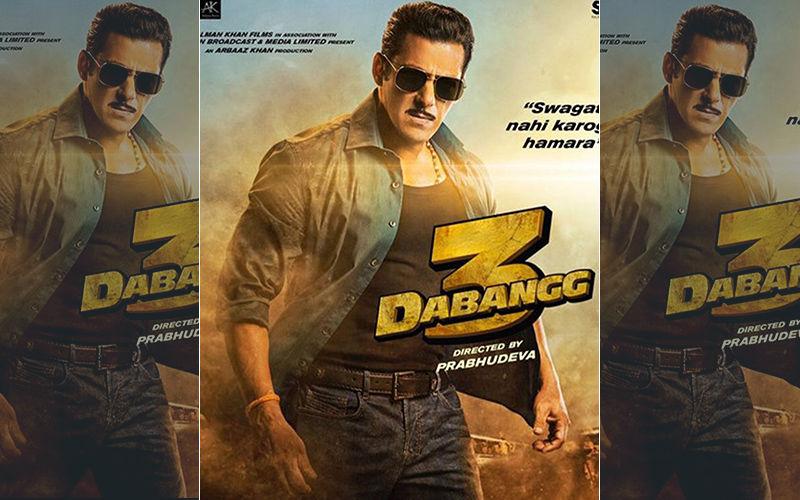 Dabangg 3 Motion Poster: 'Swagat Toh Karo Hamara,' Says Salman Khan Aka Chulbul Pandey