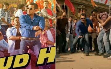 Dabangg 3 Song Hud Hud Video: Salman Khan With His Antics Is Back With This Dhamakedar Number