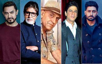 Father's Day 2020: Aamir Khan, Amitabh Bachchan, Amrish Puri, Shah Rukh Khan, Abhishek Bachchan- Best Onscreen Dads Ever