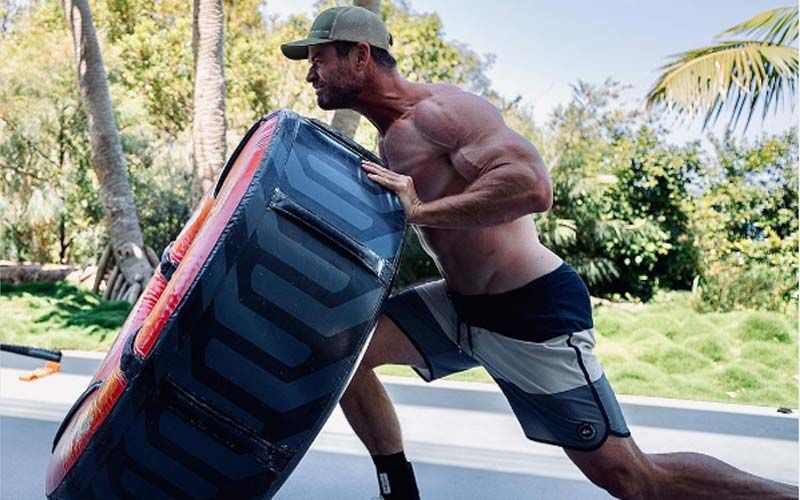 Chris Hemsworth's Killer Workout Regime: Too Hot To Handle Gym Moments Of 'Thor'