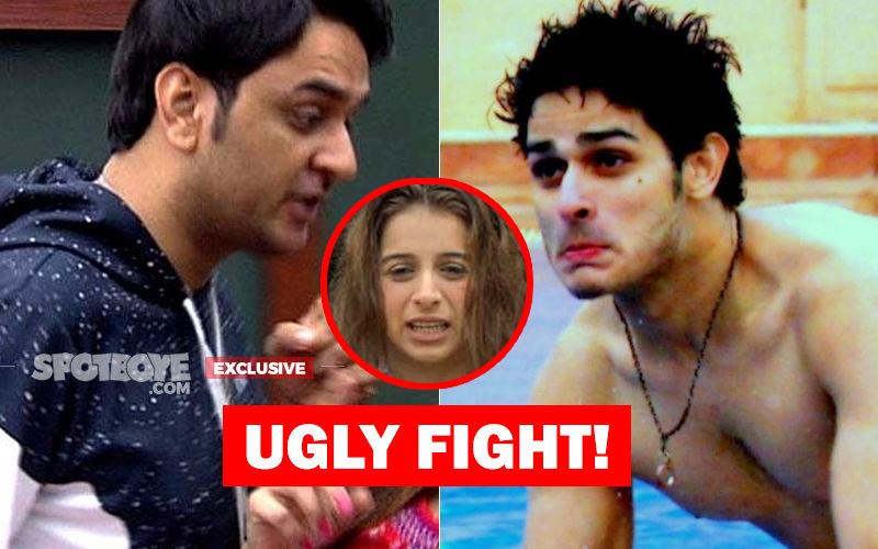 Damn! Priyank Sharma And Vikas Gupta Nearly Come To Blows In a 5-Star Hotel, Benafsha Soonawalla Was Round The Corner!