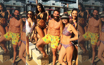 Instagram Playboy Dan Bilzerian Is Coming To Mumbai To Collaborate On An Exciting Project With Dino Morea