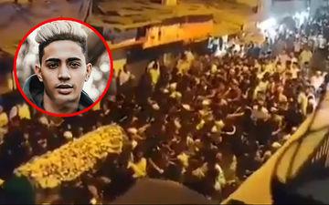 Danish Zehen's Last Rites: Thousands Of Fans Bid A Tearful Goodbye