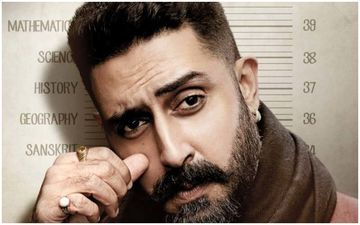 Dasvi First Look: Abhishek Bachchan Says 'Meet Ganga Ram Chaudhary' As He Gives A Glimpse Of His Character In Dinesh Vijan's Next