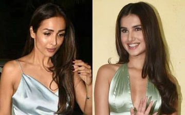 Date Night Just Got Sexier Thanks To Malaika Arora And Tara Sutaria's OOTN (Outfit Of The Night)