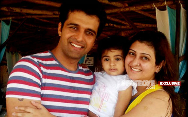 Daughter First: Divorced Juhi Parmar And Sachin Shroff Spend Movie Time With Their 6-Year-Old Samaira