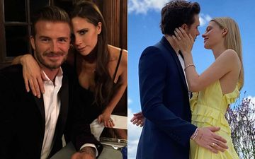 David Beckham- Victoria Beckham Are Elated As They Celebrate Son Brooklyn's Engagement To Nicola Peltz: 'Couldn't Be Happier'
