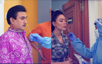 Taarak Mehta Ka Ooltah Chashmah: Gokhuldhaam Society Residents Take The COVID-19 Test- PICTURES
