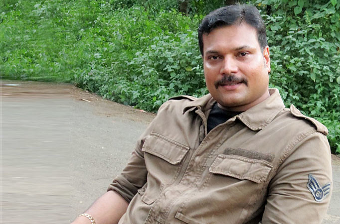 Dayanand Shetty From CID