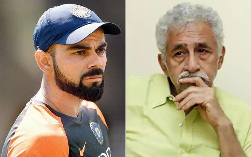 Days After Virat Kohli Controversy, Naseer's Event Cancelled Amid Protests Over His Cow Remark