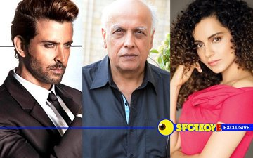 Hrithik meets Mahesh Bhatt to resolve the Kangana Scandal