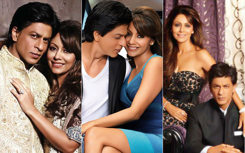 Shah Rukh Khan-Gauri Khan's 27TH Wedding Anniversary: 7 Romantic Pics Of Bollywood's Most-Loved Couple