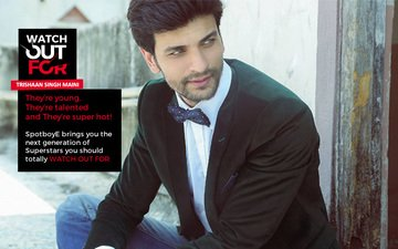 Trishaan: Randeep joked that I should've played Sarabjit because of my similarities with Ash
